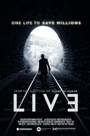 Live Poster